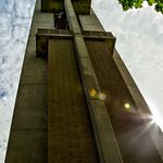 Thomas Rees Memorial Carillon, Springfield, Ill. (HDR image)